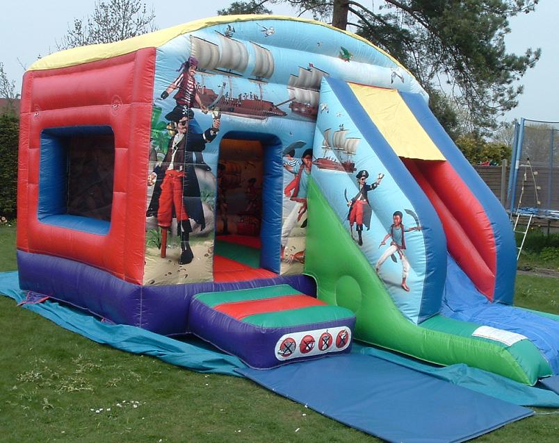 Lincoln Bouncy Castle Pic 8